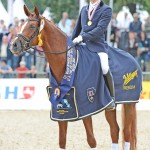 British hanoverian mare makes history in Verden win