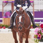 Former NZ hanoverian wins Para-equestrian gold