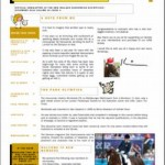 NZ Hanoverian November Newsletter now available on line