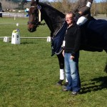 Hanoverians out Eventing in 2014