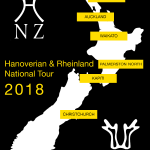 Verband Tour February 2018 – Map