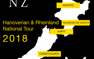 Verband Tour February 2018 – Map