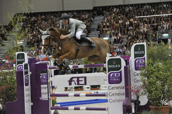 Rolex Jumping World Cup Final