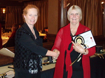 NZ Hanoverian Society Annual Awards presentations 2010