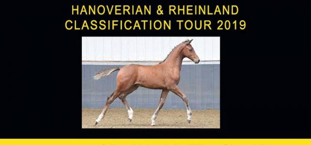 Classification Tour 2019