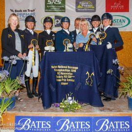 Celebrating Dressage – Hanoverians at Bates NZ National Championships