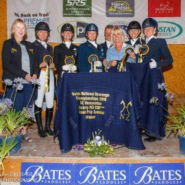 Celebrating Dressage – Hanoverians at Bates NZ National Championships