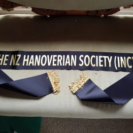 Riverpark Hanoverians Sash Awards 2019-20
